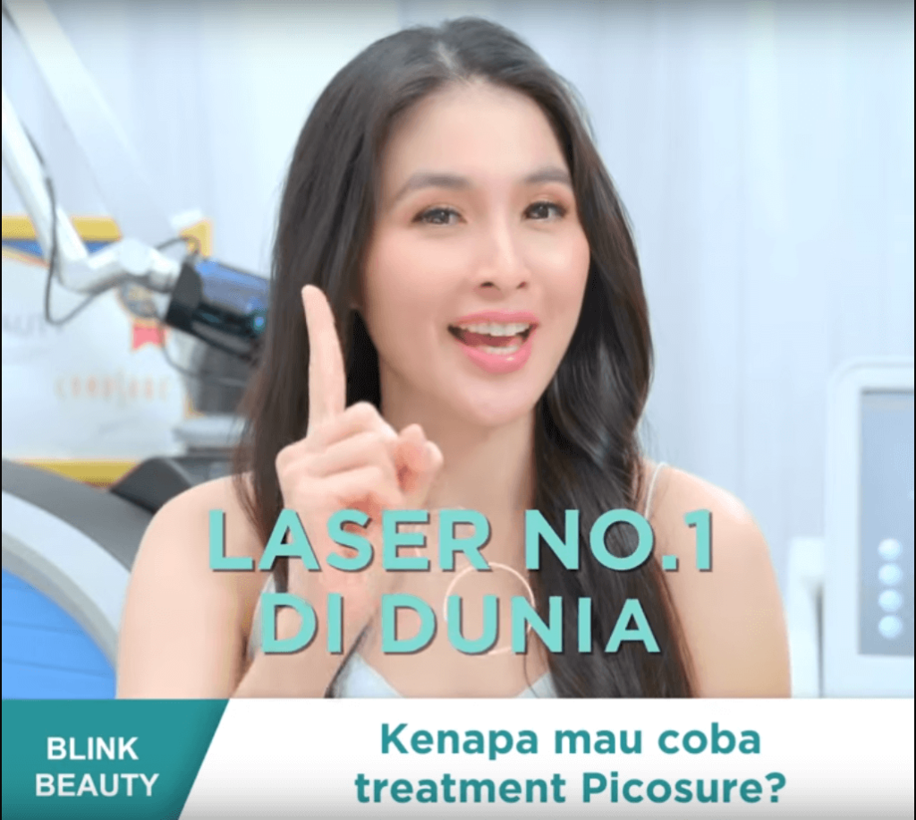 sandra dewi blink beauty